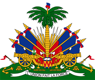Haitian Coat of Arms (GB GROUP)