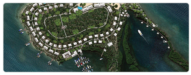 Blu Lagoon Master Plan - A GB Group Company